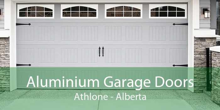 Aluminium Garage Doors Athlone - Alberta