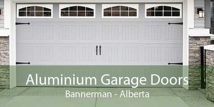 Aluminium Garage Doors Bannerman - Alberta