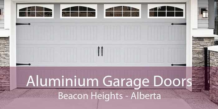 Aluminium Garage Doors Beacon Heights - Alberta