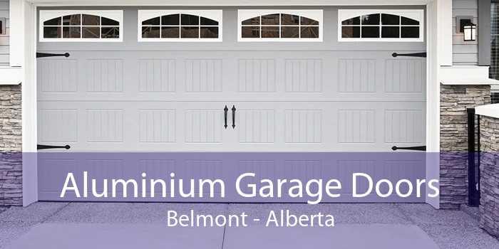 Aluminium Garage Doors Belmont - Alberta
