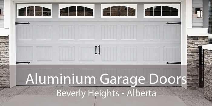 Aluminium Garage Doors Beverly Heights - Alberta