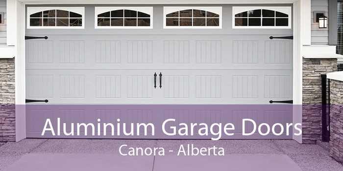 Aluminium Garage Doors Canora - Alberta