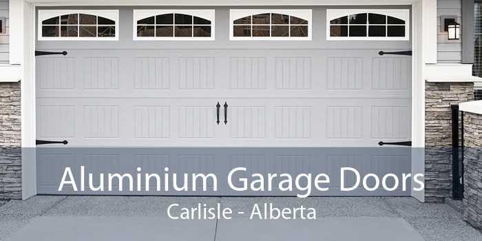 Aluminium Garage Doors Carlisle - Alberta