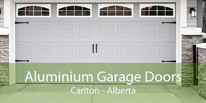 Aluminium Garage Doors Carlton - Alberta