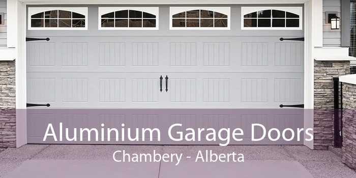 Aluminium Garage Doors Chambery - Alberta
