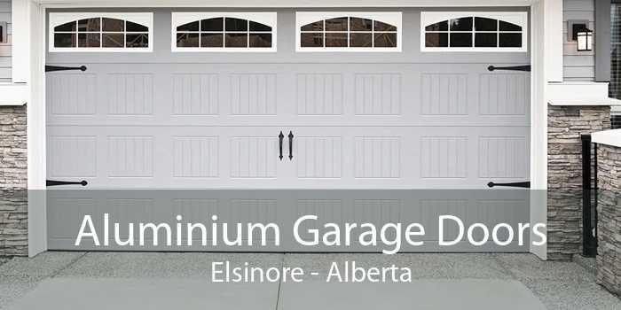Aluminium Garage Doors Elsinore - Alberta
