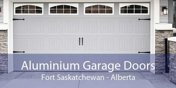 Aluminium Garage Doors Fort Saskatchewan - Alberta