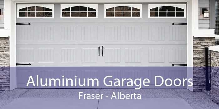 Aluminium Garage Doors Fraser - Alberta