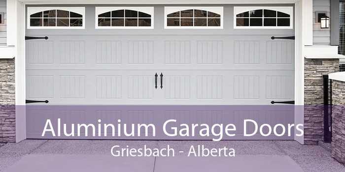 Aluminium Garage Doors Griesbach - Alberta