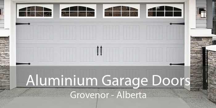 Aluminium Garage Doors Grovenor - Alberta