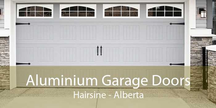 Aluminium Garage Doors Hairsine - Alberta