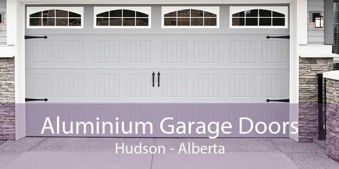 Aluminium Garage Doors Hudson - Alberta