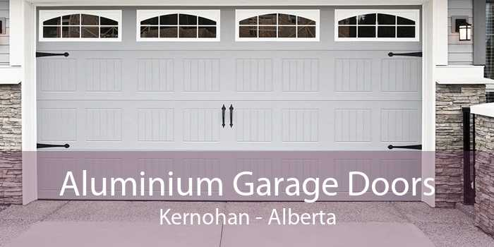 Aluminium Garage Doors Kernohan - Alberta
