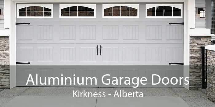 Aluminium Garage Doors Kirkness - Alberta