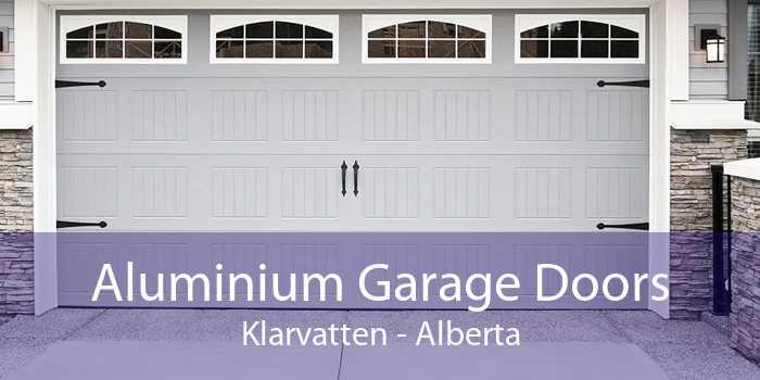 Aluminium Garage Doors Klarvatten - Alberta