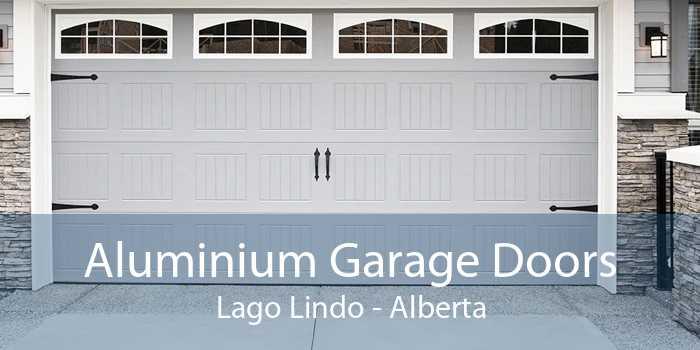 Aluminium Garage Doors Lago Lindo - Alberta