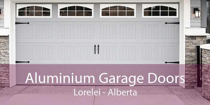 Aluminium Garage Doors Lorelei - Alberta
