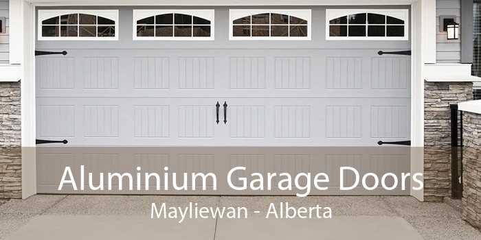 Aluminium Garage Doors Mayliewan - Alberta