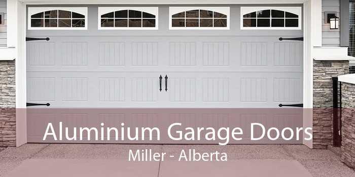 Aluminium Garage Doors Miller - Alberta