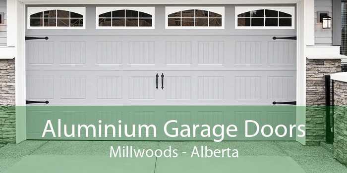 Aluminium Garage Doors Millwoods - Alberta