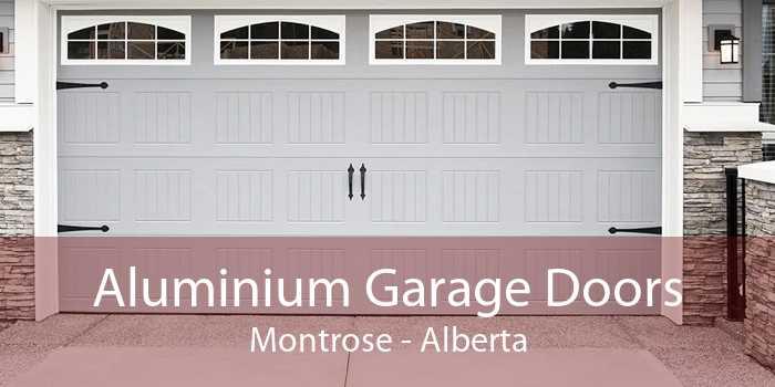 Aluminium Garage Doors Montrose - Alberta