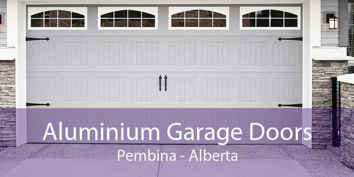 Aluminium Garage Doors Pembina - Alberta