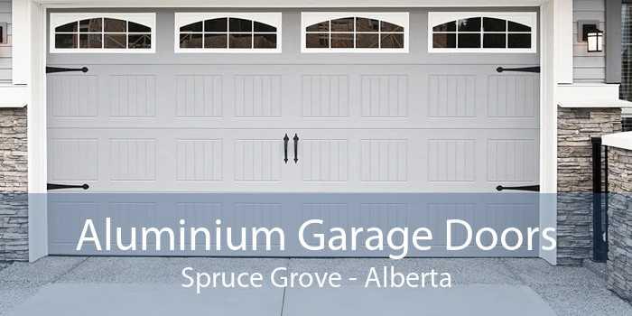 Aluminium Garage Doors Spruce Grove - Alberta