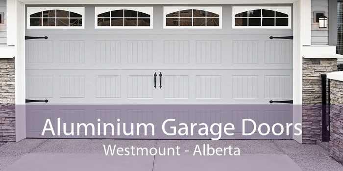 Aluminium Garage Doors Westmount - Alberta