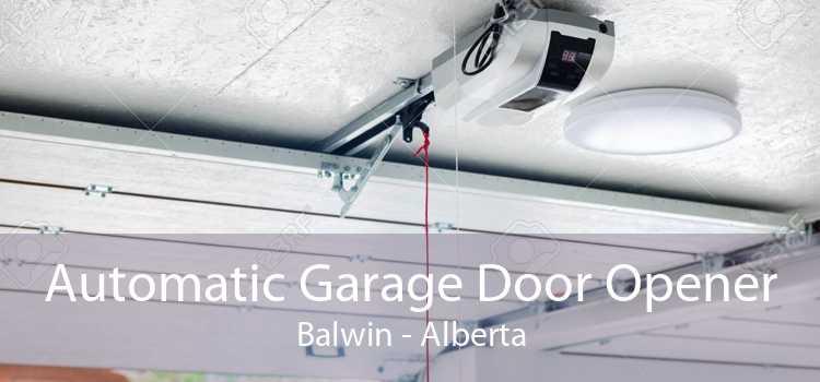 Automatic Garage Door Opener Balwin - Alberta