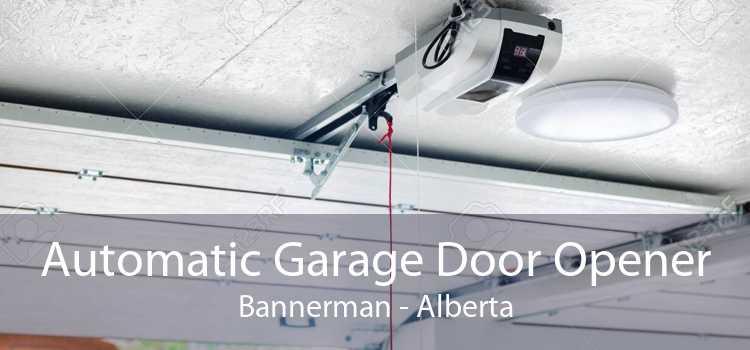 Automatic Garage Door Opener Bannerman - Alberta