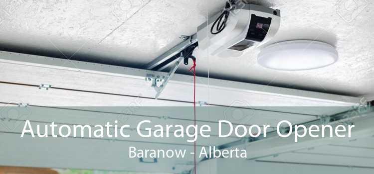 Automatic Garage Door Opener Baranow - Alberta