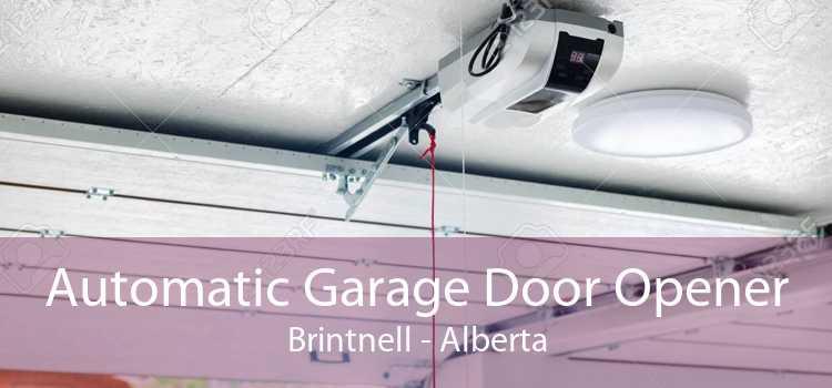 Automatic Garage Door Opener Brintnell - Alberta