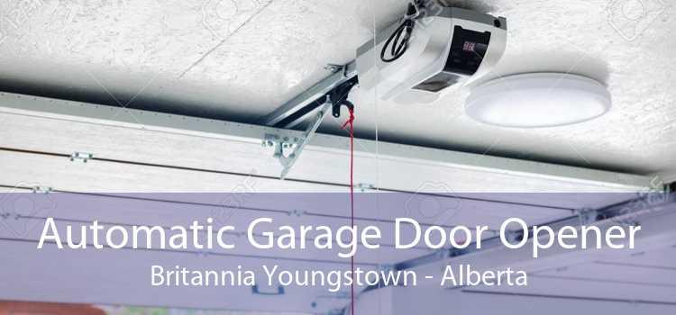 Automatic Garage Door Opener Britannia Youngstown - Alberta