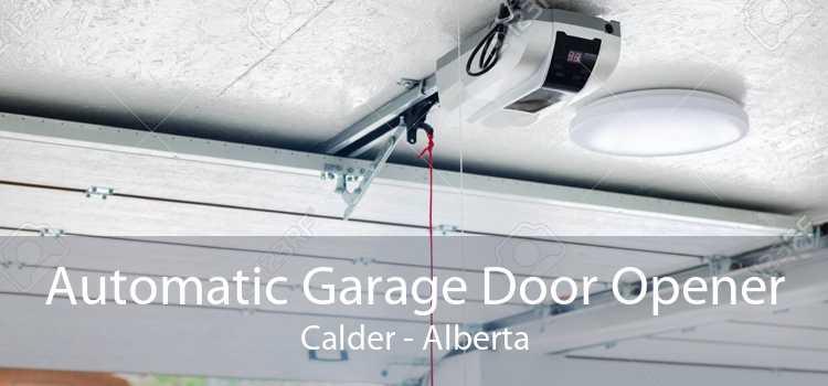 Automatic Garage Door Opener Calder - Alberta
