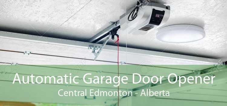 Automatic Garage Door Opener Central Edmonton - Alberta
