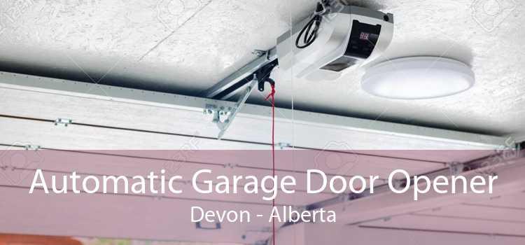 Automatic Garage Door Opener Devon - Alberta