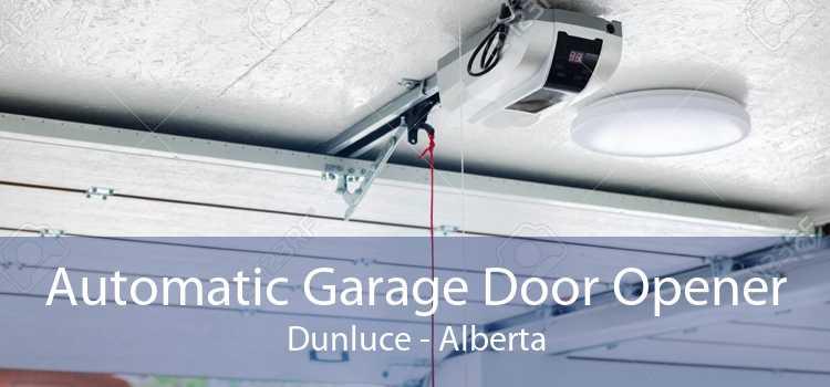 Automatic Garage Door Opener Dunluce - Alberta