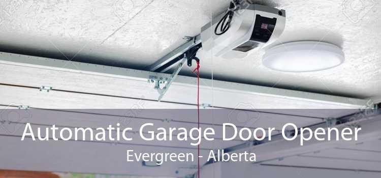 Automatic Garage Door Opener Evergreen - Alberta