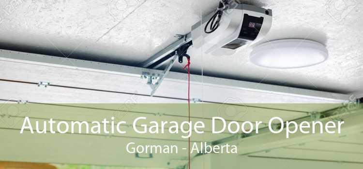 Automatic Garage Door Opener Gorman - Alberta