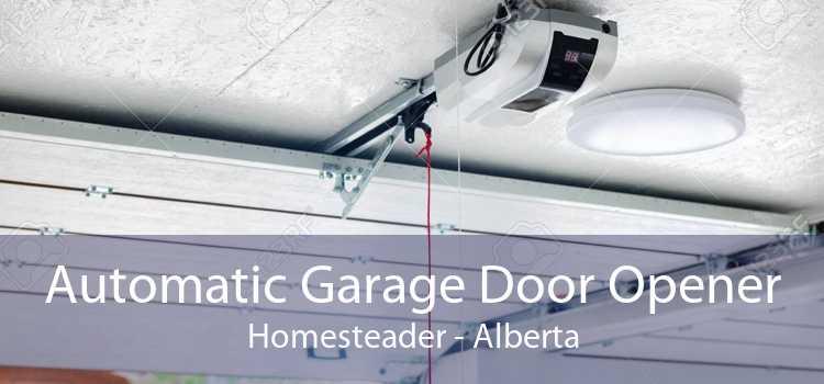 Automatic Garage Door Opener Homesteader - Alberta