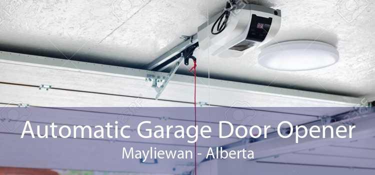 Automatic Garage Door Opener Mayliewan - Alberta