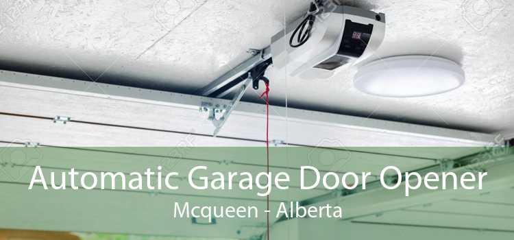 Automatic Garage Door Opener Mcqueen - Alberta