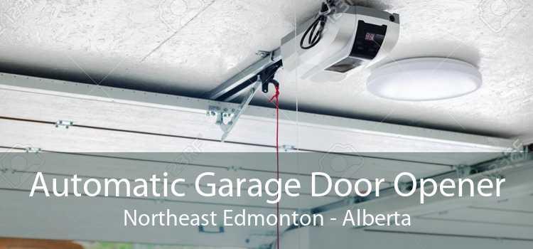 Automatic Garage Door Opener Northeast Edmonton - Alberta