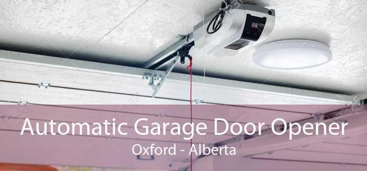 Automatic Garage Door Opener Oxford - Alberta