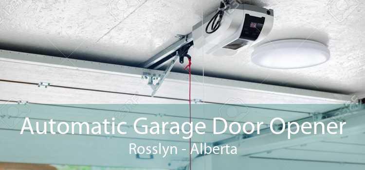 Automatic Garage Door Opener Rosslyn - Alberta
