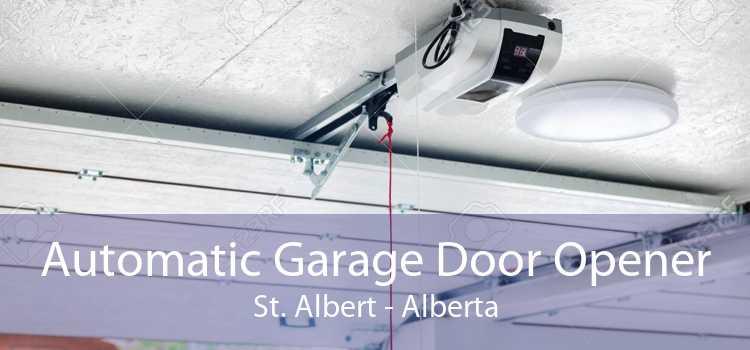 Automatic Garage Door Opener St. Albert - Alberta