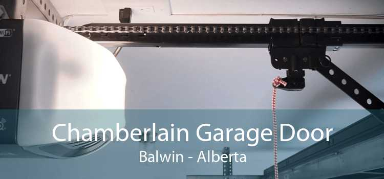 Chamberlain Garage Door Balwin - Alberta