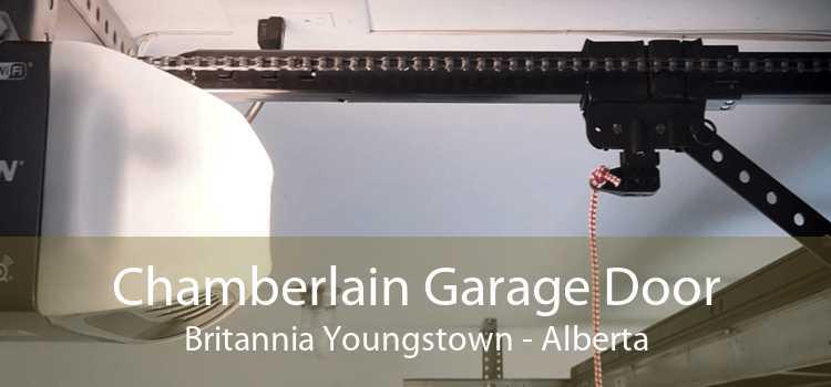 Chamberlain Garage Door Britannia Youngstown - Alberta