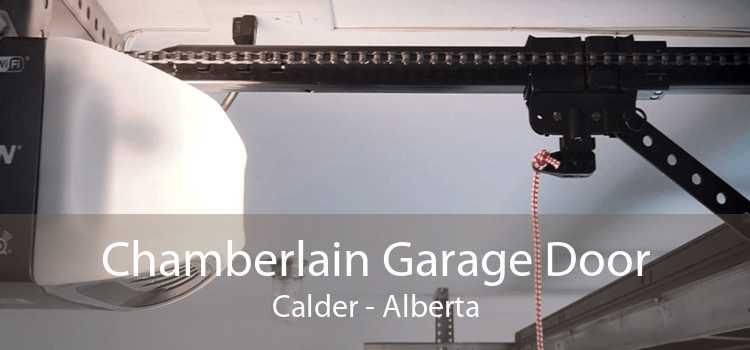 Chamberlain Garage Door Calder - Alberta