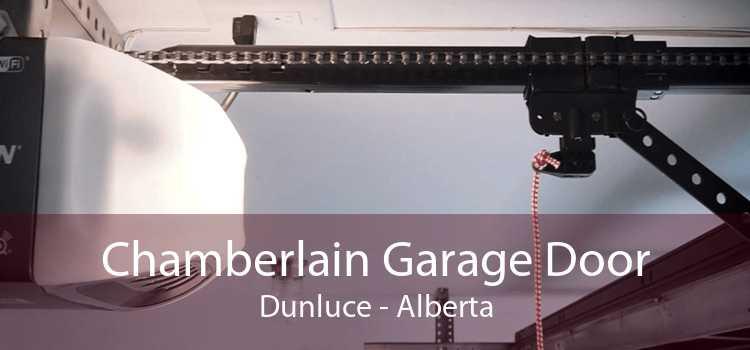 Chamberlain Garage Door Dunluce - Alberta